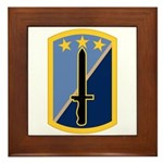 170th Infantry BCT Framed Tile