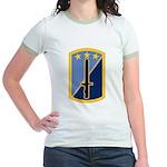 170th Infantry BCT Jr. Ringer T-Shirt