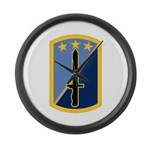 170th Infantry BCT Large Wall Clock