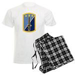 170th Infantry BCT Men's Light Pajamas