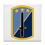 170th Infantry BCT Tile Coaster