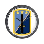 170th Infantry BCT Wall Clock