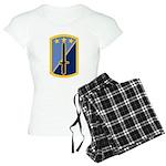 170th Infantry BCT Women's Light Pajamas