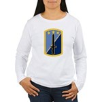 170th Infantry BCT Women's Long Sleeve T-Shirt