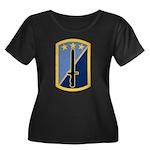170th Infantry BCT Women's Plus Size Scoop Neck Da