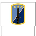 170th Infantry BCT Yard Sign