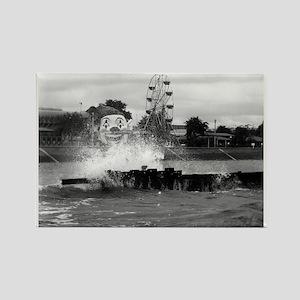Pontchartrain Beach 1941 Rectangle Magnet