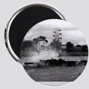 Pontchartrain Beach 1941 Magnet