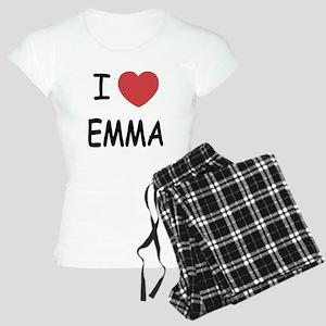 I heart emma Women's Light Pajamas