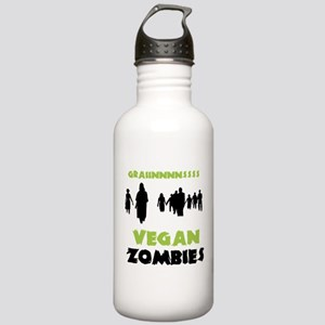 Vegan Zombies Stainless Water Bottle 1.0L