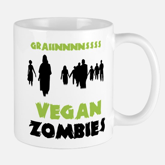 Vegan Zombies Mug