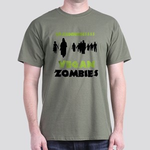 Vegan Zombies Dark T-Shirt