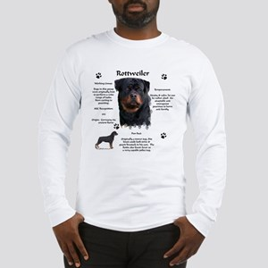 Rottie 1 Long Sleeve T-Shirt