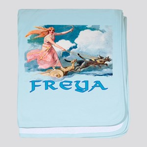 Freya baby blanket