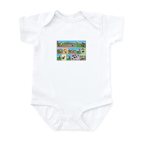Great Throwing Arm Infant Bodysuit