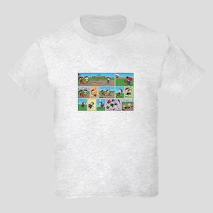 Great Throwing Arm Kids Light T-Shirt