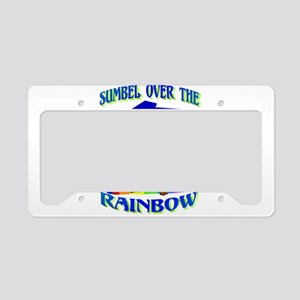 Young Viking License Plate Holder
