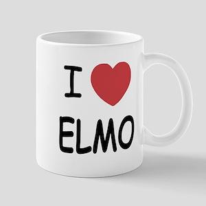 I heart elmo Mug