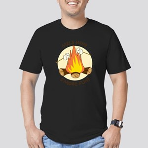 """""""Girls Have S'more Fun"""" Men's Fitted T-S"""