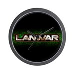 LanWar Wall Clock