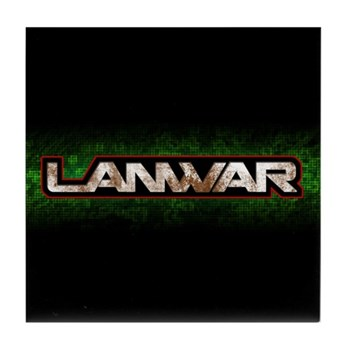 LanWar Tile Coaster