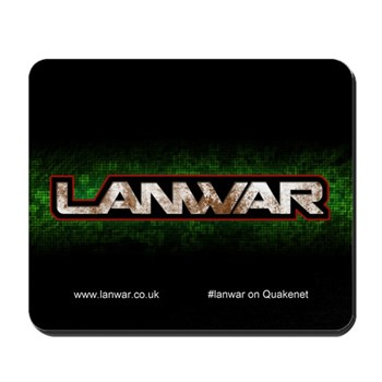 LanWar Mousepad