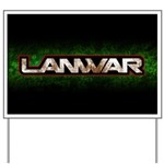LanWar Yard Sign