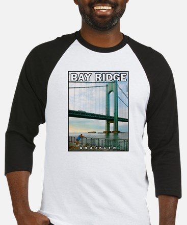 Bay Ridge Verrazano Baseball Jersey