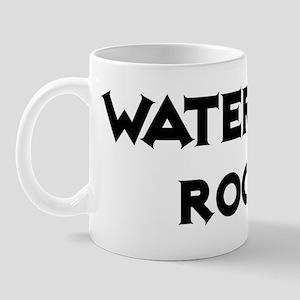 Waterbury Rocks! Mug
