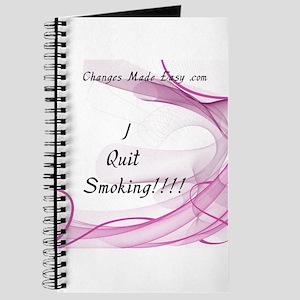 I Quit Smoking!!! Journal