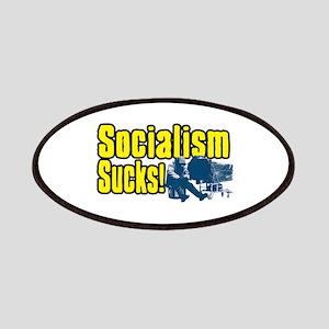 Socialism Sucks! Patches