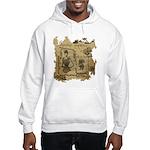 Steampunk Dreams Hooded Sweatshirt