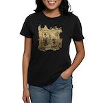 Steampunk Dreams Women's Dark T-Shirt