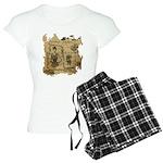 Steampunk Dreams Women's Light Pajamas