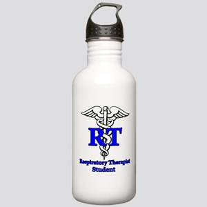 Respiratory Therapy Student Stainless Water Bottle