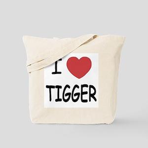 I heart tigger Tote Bag