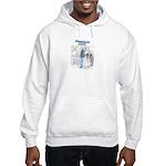 Megaphone Man Hooded Sweatshirt