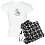 Megaphone Man Women's Light Pajamas