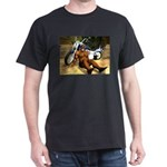 Big Biker Joe Black T-Shirt