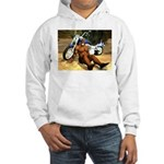 Big Biker Joe Hooded Sweatshirt