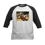 Big Biker Joe Kids Baseball Jersey