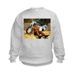 Big Biker Joe Kids Sweatshirt