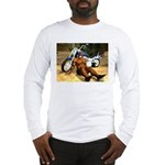 Big Biker Joe Long Sleeve T-Shirt