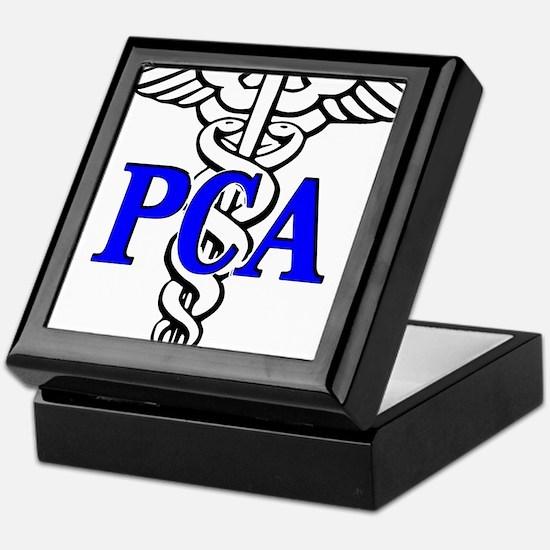 Personal Care Attendant Keepsake Box