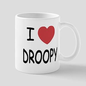 I heart droopy Mug