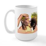 Electric Kiss Large Mug