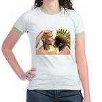 Electric Kiss Jr. Ringer T-Shirt