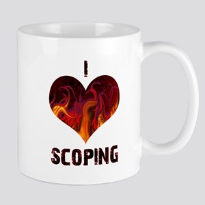 I HEART SCOPING Mug