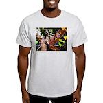 Fire Faerie Ash Grey T-Shirt