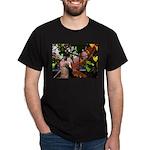 Fire Faerie Black T-Shirt